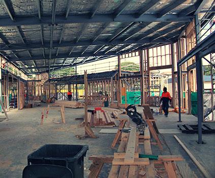 Building Education Revolution Schools Project